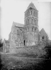 Eglise - Clocher, au sud