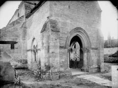 Eglise - Narthex