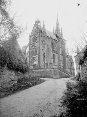 Eglise Saint-Julien et Saint-Jean-Baptiste - Ensemble sud-ouest