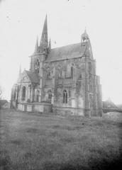 Eglise Saint-Julien et Saint-Jean-Baptiste - Ensemble nord