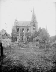 Eglise Saint-Julien et Saint-Jean-Baptiste - Ensemble sud