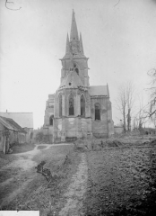 Eglise Saint-Julien et Saint-Jean-Baptiste - Ensemble est
