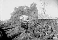 Eglise - Ruines