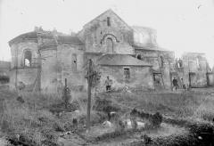 Eglise Notre-Dame - Ensemble nord