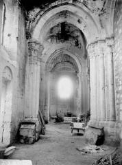 Eglise Notre-Dame - Bas-côté nord