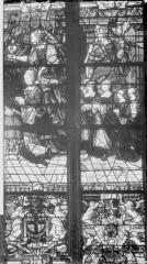 Eglise Saint-Acceul - Vitrail