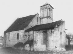 Ancienne église Saint-Laurent - Ensemble sud-est