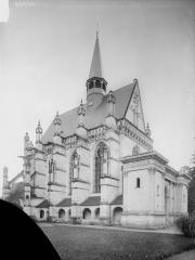 Château - Chapelle, ensemble nord-ouest