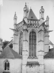 Château - Chapelle, ensemble est