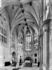 Château - Chapelle, intérieur