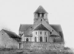 Eglise Notre-Dame-de-Fougeray - Ensemble est