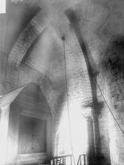 Eglise paroissiale Saint-Vincent - Intérieur, choeur