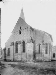 Eglise Saint-Martin - Ensemble nord-est