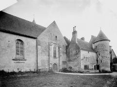 Eglise paroissiale Saint-Epain - A l'ouest