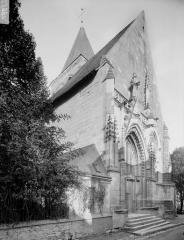 Eglise paroissiale Saint-Epain - Côté sud