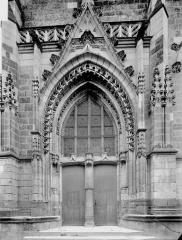 Eglise paroissiale Saint-Epain - Portail sud