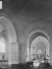 Eglise paroissiale Saint-Epain - Choeur et coupole, intérieur