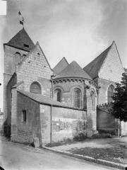 Eglise paroissiale Saint-Martin - Ensemble sud-est