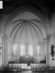 Eglise paroissiale Saint-Martin - Choeur