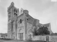 Collégiale Saint-Martin - Ensemble ouest