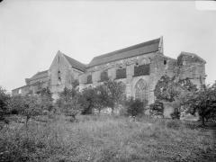 Collégiale Saint-Martin - Ensemble sud