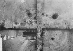 Ancienne abbaye bénédictine - Tour Saint-Paul, voûte du premier étage