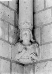 Eglise paroissiale Saint-Hilaire - Culot de la nef