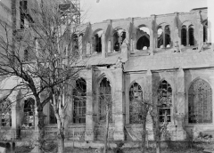 Ancienne cathédrale (église Notre-Dame) et ses annexes - Façade sud