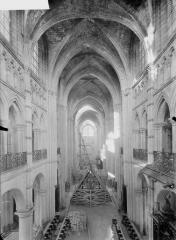 Ancienne cathédrale (église Notre-Dame) et ses annexes - Nef