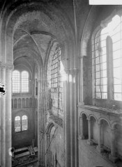Ancienne cathédrale (église Notre-Dame) et ses annexes - Bas-côté nord