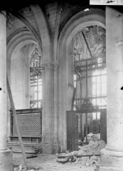 Ancienne cathédrale (église Notre-Dame) et ses annexes - Chapelle latérale