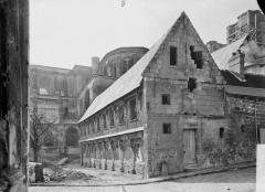 Ancienne cathédrale (église Notre-Dame) et ses annexes - Bibliothèque