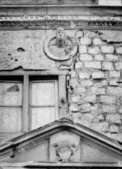 Maison - Cour, détail