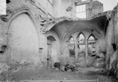 Couvent des Jacobins (vestiges de l'ancien) - Sacristie