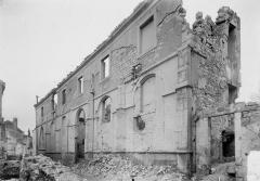 Couvent des Cordeliers (ruines du) - Façade