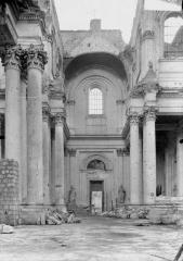 Cathédrale Notre-Dame et Saint-Vaast - Bras sud du transept