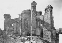 Cathédrale Notre-Dame et Saint-Vaast - Bas-côté nord