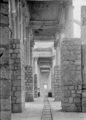Cathédrale Notre-Dame et Saint-Vaast - Bas-côté nord, arc-boutant