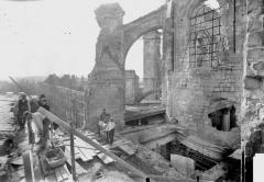 Cathédrale Notre-Dame et Saint-Vaast - Abside, arc-boutant