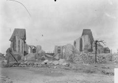 Eglise Saint-Amé - Côté ouest