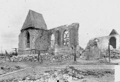 Eglise Saint-Amé - Côté nord