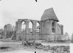 Eglise Saint-Amé - Côté nord-est