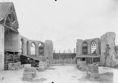Eglise Saint-Amé - Intérieur