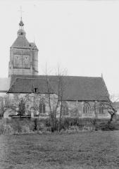 Eglise - Ensemble nord