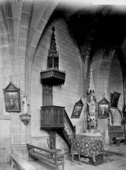 Eglise - Chaire
