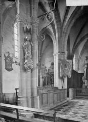 Eglise - Travée