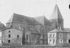Eglise Saint-Jacques - Ensemble nord-est