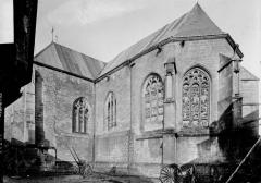 Eglise Saint-Jacques - Abside et croisillon sud