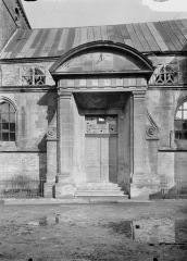 Eglise Saint-Jacques - Portail