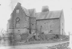 Eglise Saint-Waast - Ensemble nord